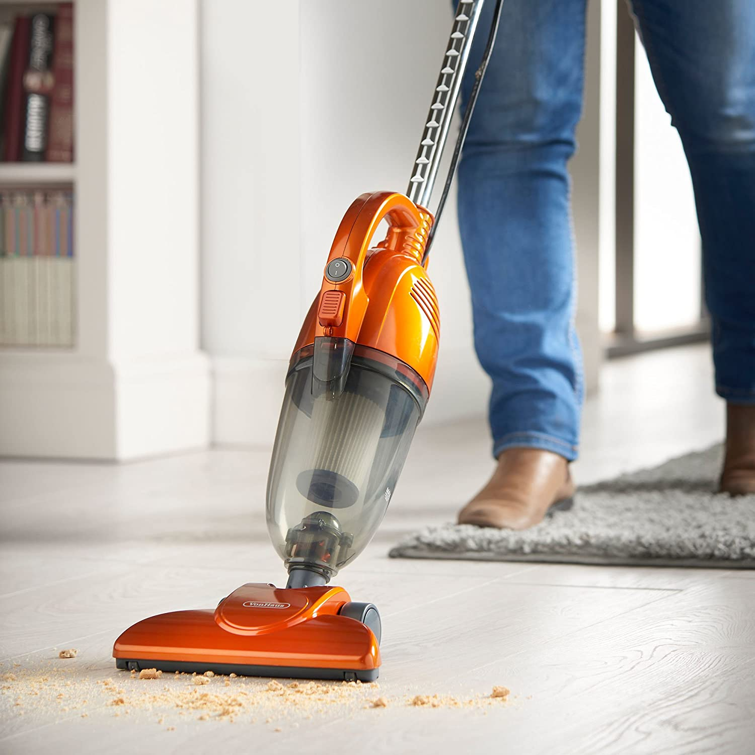 VonHaus 600W 2-in-1 Corded Vacuum Cleaner