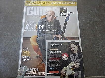 Guitar Part Mag N ° 254. (nueva fórmula + Le DVD 2H de video ...