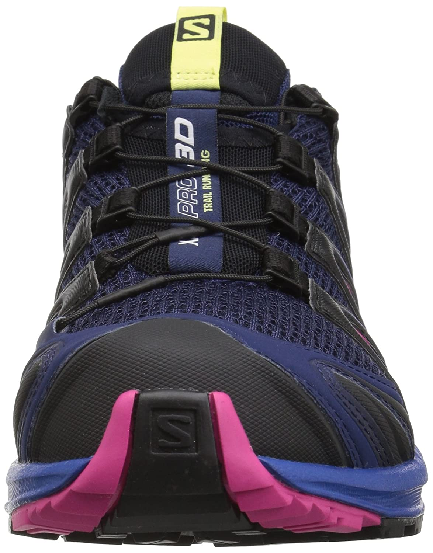 salomon xa pro 3d Salomon Damen XA Pro 3D Schuhe Limelight