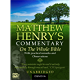 Unabridged Matthew Henry's Commentary on the Whole Bible (best navigation)