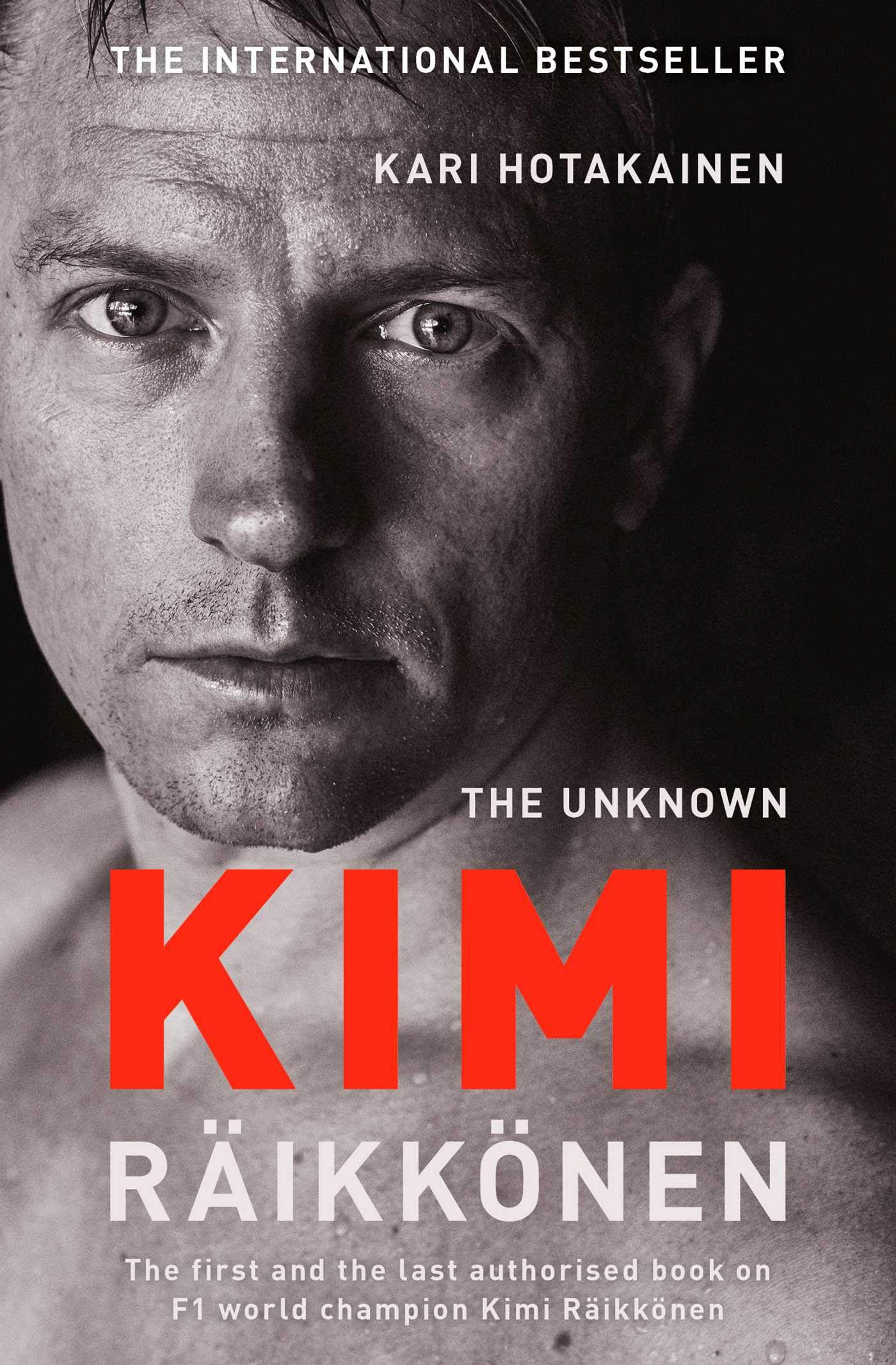 The Unknown Kimi Raikkonen por Kari Hotakainen