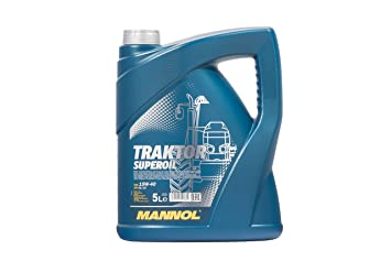 MANNOL Tractor Superoil API CD MOTOR OIL, 5 Liter: Amazon co