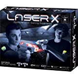 LASER X Two Player Laser Gaming Set 2 Units - 2 Players
