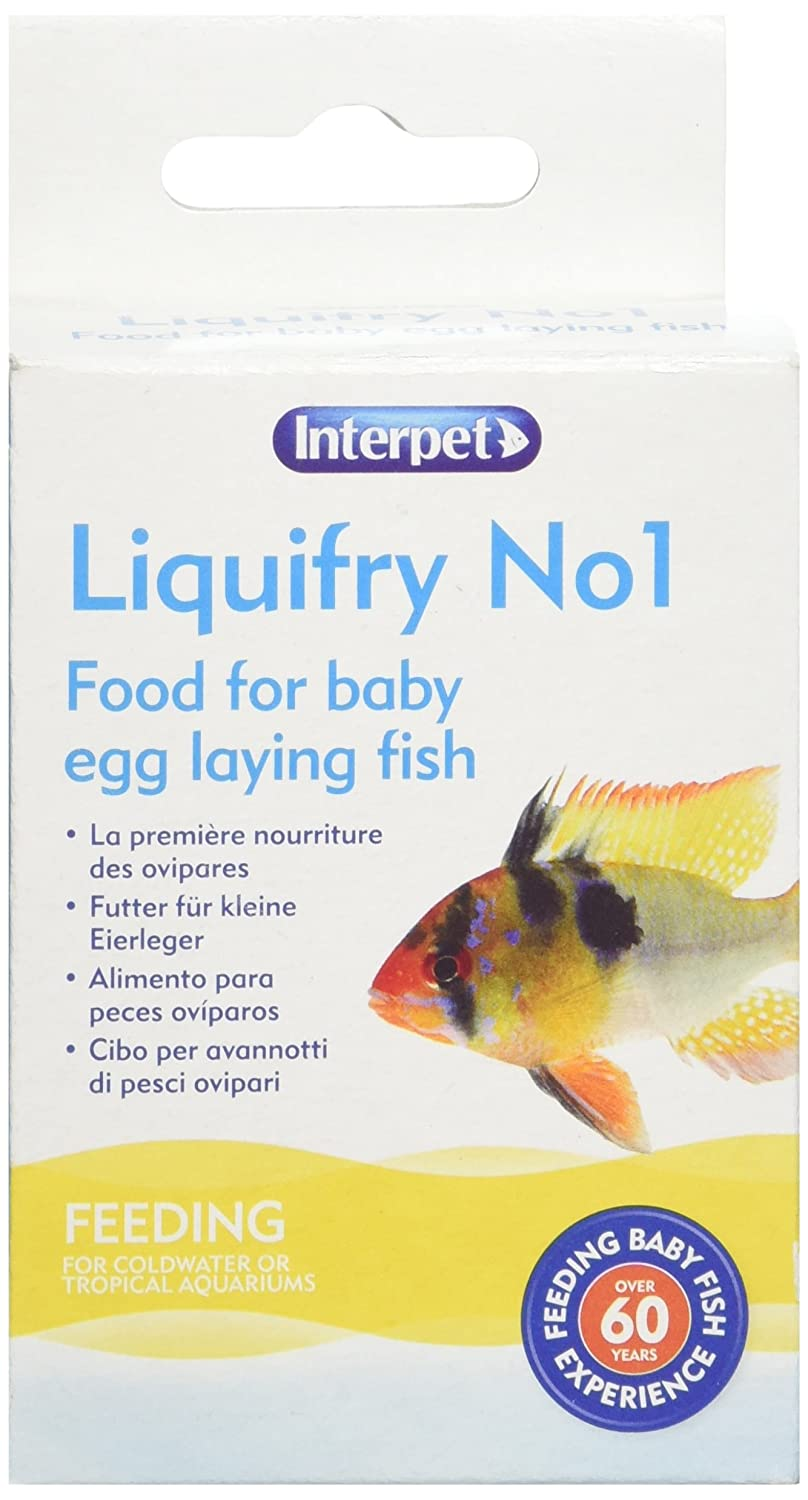 1   Food For Baby Egg Laying Fish: Amazon.co.uk: Pet Supplies