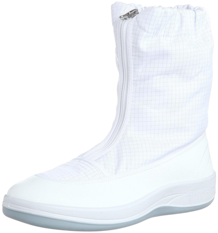 [シモン] 安全靴 長編上  SS33C付 B004OCQQHQ 23.5 cm|ブラック
