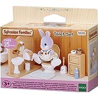 Sylvanian Families - 5020 - Ensemble Toilettes - Mini-Poupée