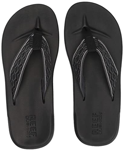 003855a79c2bba Amazon.com  Reef Men s Cushion Smoothy Sandal  Shoes
