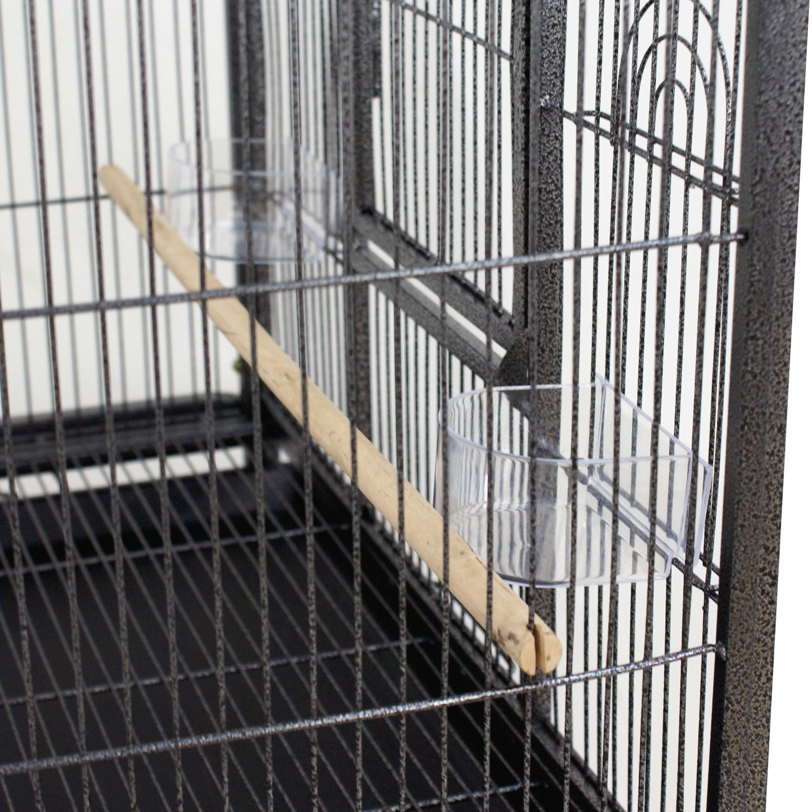 Super Deal 53''/61''/68'' Large Bird Cage Play Top Parrot Chinchilla Cage Macaw Cockatiel Cockatoo Pet House, 53 inch by SuperDealUsa (Image #6)