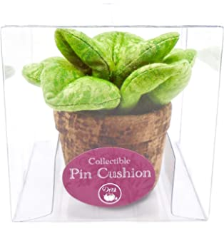 Amazon.com: Dritz Cactus - Cojín de pincho, color verde ...