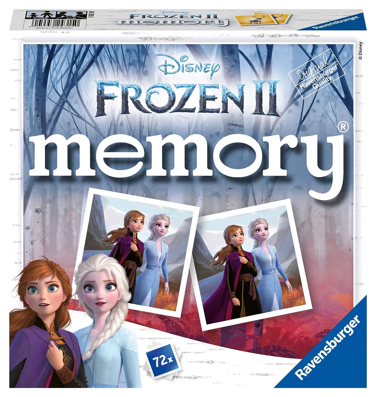 Ravensburger Frozen 2 Memory Multicolore 24315