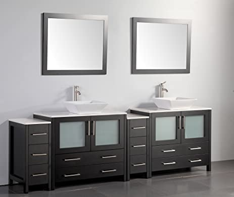 Vanity Art 96 inch Double Sink Bathroom Vanity Set with Ceramic Top on 59 inch bathroom vanity, 16 inch bathroom vanity, 64 inch bathroom vanity, 10 inch bathroom vanity, 54 inch bathroom vanity, 32 inch bathroom vanity, 60 inch bathroom vanity, 85 inch bathroom vanity, 34 inch bathroom vanity, 57 inch bathroom vanity, 68 inch bathroom vanity, 50 inch bathroom vanity, 100 inch bathroom vanity, 83 inch bathroom vanity, 66 inch bathroom vanity, 70 inch bathroom vanity, 52 inch bathroom vanity, 98 inch bathroom vanity, 44 inch bathroom vanity, 33 inch bathroom vanity,