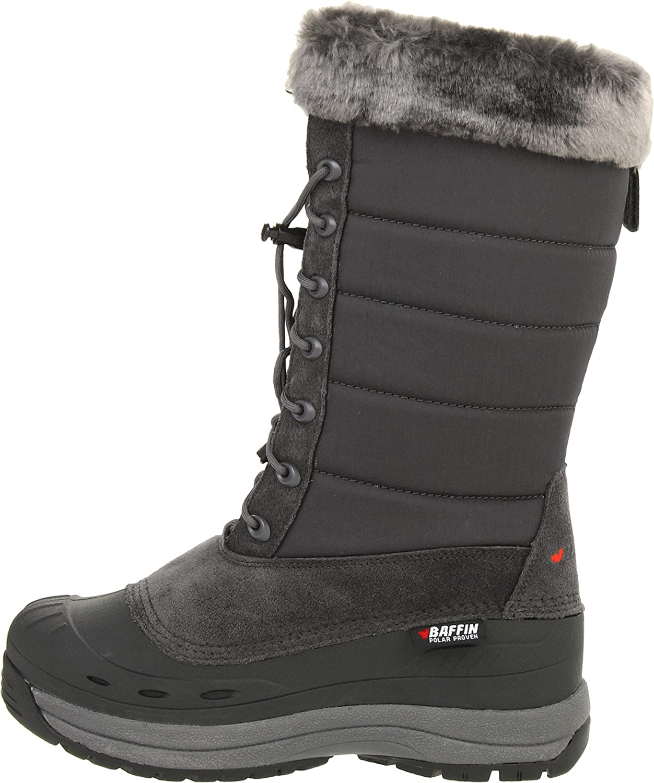 Baffin B004W5NLRS Women's Iceland Snow Boot B004W5NLRS Baffin 8 B(M) US|Grey 5e209a