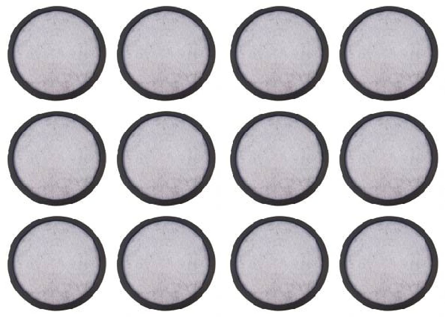 Water Filter for Mr Coffee 113035-001-000 WFF Coffeemaker, Set of 12