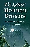 Classic Horror Stories: Five-Book Bundle