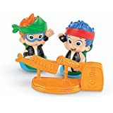 Fisher-PriceNickelodeon Bubble Guppies Rock & Roll Gil and Nonny