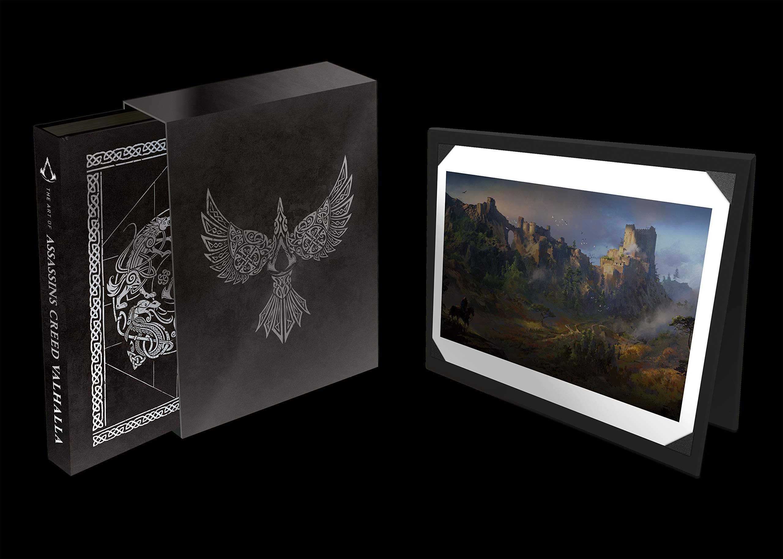 The Art of Assassin's Creed Valhalla Deluxe Edition