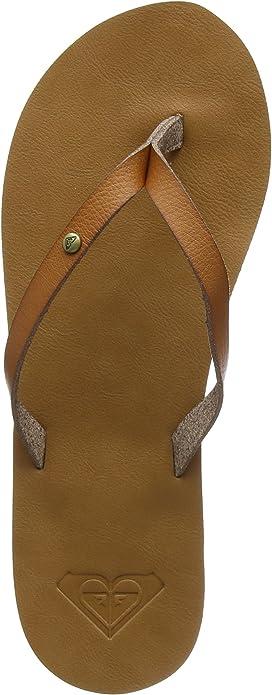 Black//Tan Roxy Womens JYLL II Sandals
