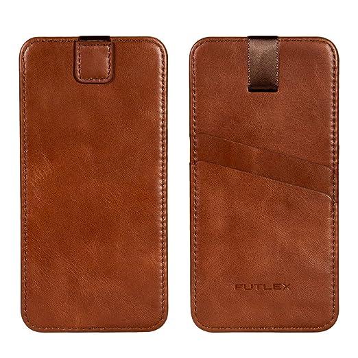 """15 opinioni per Astuccio per iPhone 8 Plus / 7 Plus / 6 Plus / 6S Plus (5.5""""), Custodia FUTLEX"""