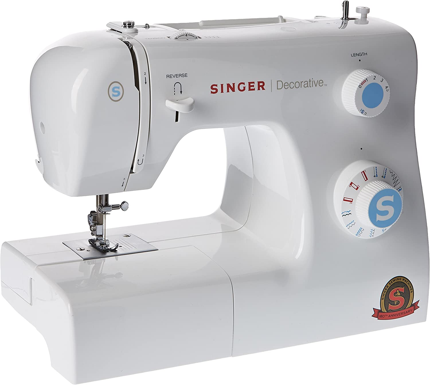 Singer Decorative - Máquina de Coser, (31 Puntadas Ajustables): Amazon.es: Hogar
