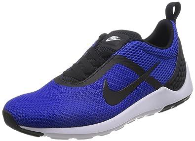 huge discount 66c93 c2003 Nike Men's Lunarestoa 2 Essential Running Sneaker, Racer Blue/Black-White (9