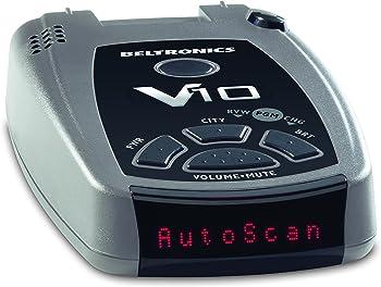 Beltronics V10 Radar/Laser Detector (Platinum)