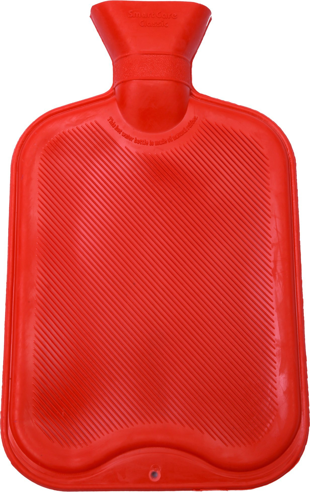 Smart Care Classic Hot Water Bottle Made of Premium Rubber, Ideal for Quick Pain Relief and Comfort(Regular Size and Assorted Color)