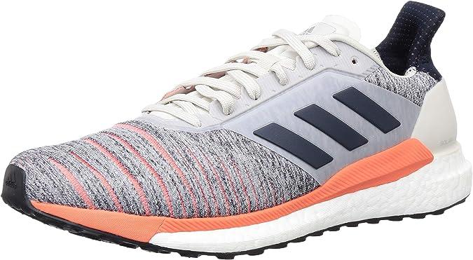 Adidas Solar Glide Zapatillas para Correr - SS19: Amazon.es: Zapatos y complementos