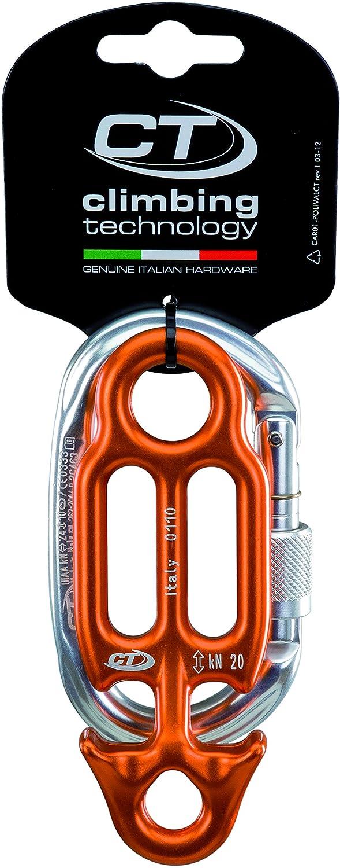 Includes Pillar SG Climbing Technology Groove Kit