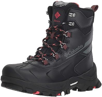 d11ea7f5824 COLUMBIA Women's Hiking Shoes, Waterproof, BUGABOOT PLUS IV OMNI ...