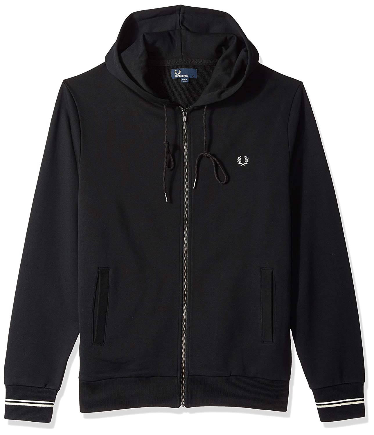 Giacca sportiva Fred Perry Hooded Sweatshirt