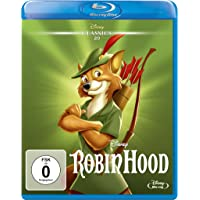 Robin Hood - Disney Classics [Blu-ray]