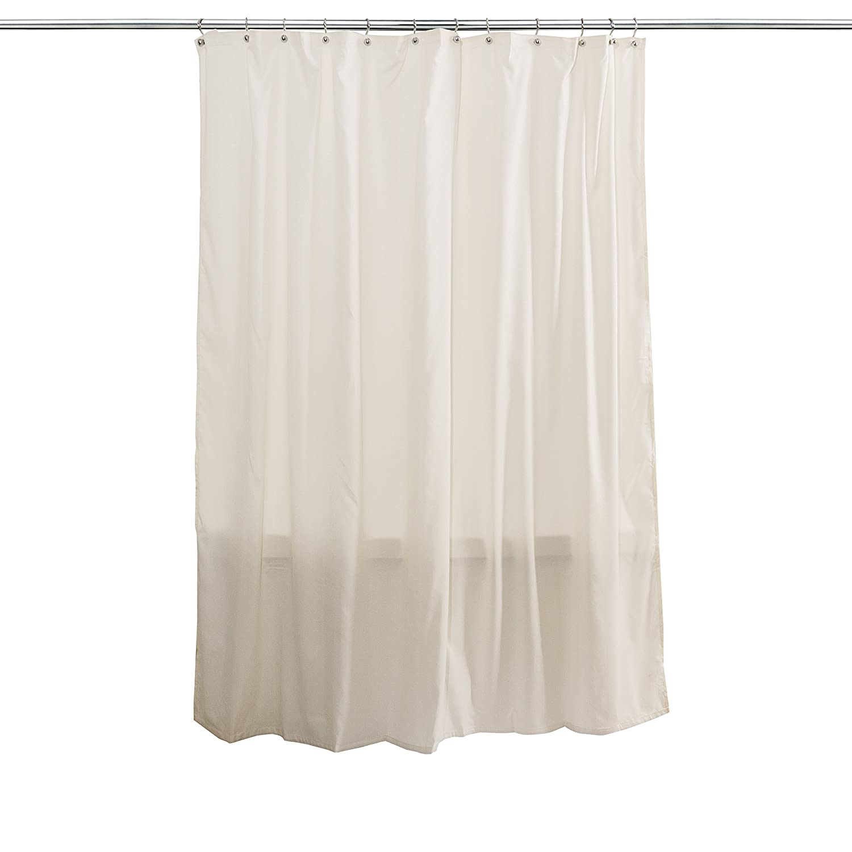 Amazon Splash Home Hydro Waterproof Shower Curtain Liner White Kitchen