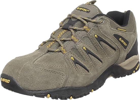 Amazon Com Hi Tec Men S Tauranga Waterproof Lifestyle Shoe Hiking Shoes