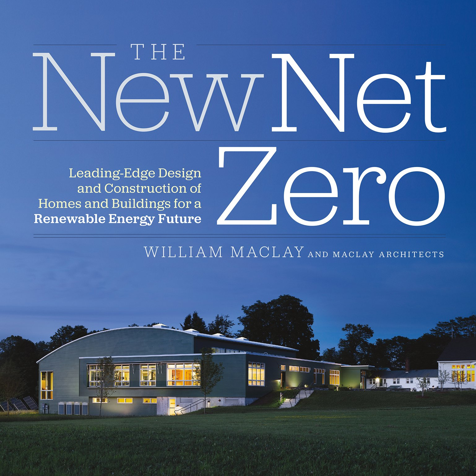 The New Net Zero Leading Edge Design and