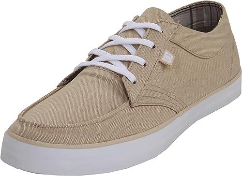 DC - Zapatillas de Skate para Hombre, Color Blanco y Negro, Color Gris, Talla 46 EU: Amazon.es: Zapatos y complementos