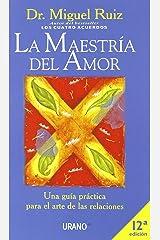 La Maestria Del Amor (Spanish Edition) Paperback