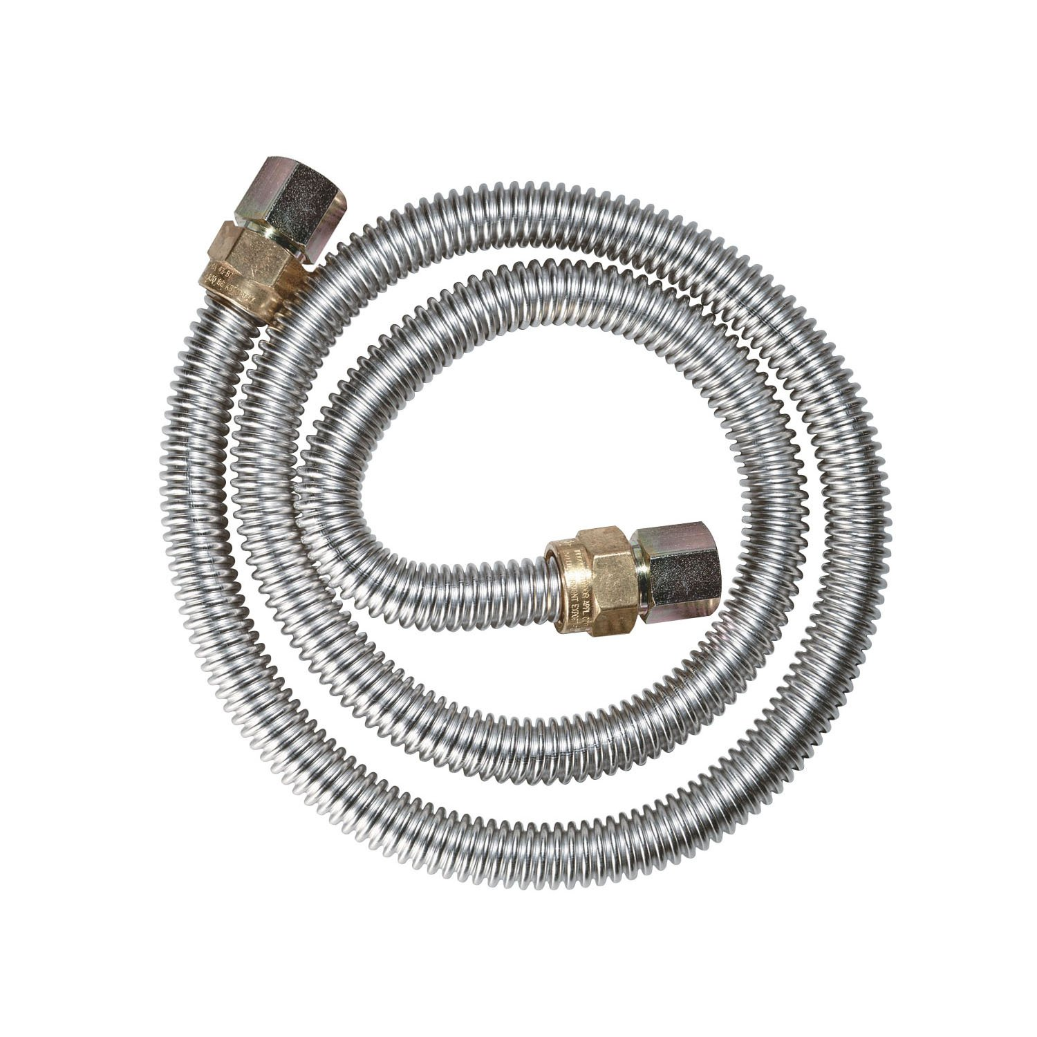 Watts Dormont 30-4242-24B Gas Range 5/8-Inch Diameter Connector, 24-Inch Length by Watts