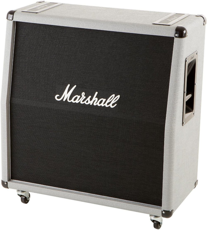 Amplificador guitarra marshall pantalla vintage series silver jubilee 280w 4x12