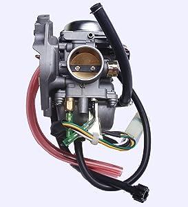 New Carburetor CARB For Kawasaki KVF300 PRAIRIE 300 1999 2000 2001 2002 Atv 3M