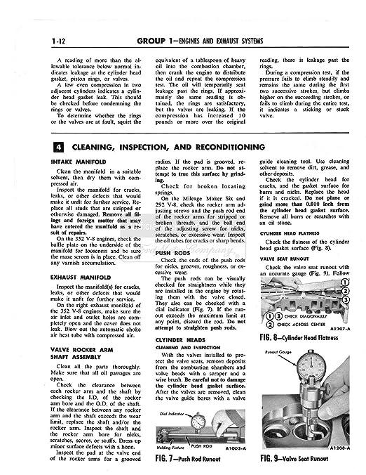 Amazon com: bishko automotive literature 1960 Ford Fairlane Falcon