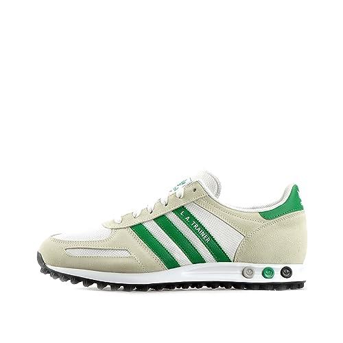 adidas Adidas La Trainer Zapatillas de Piel para Hombre