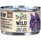 Purina Beyond Wild Grain Free, Natural, High Protein Adult Cat Food