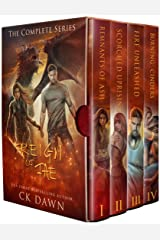 Reign of Fae: A Paranormal Dystopian Romance (The Complete Series) Kindle Edition