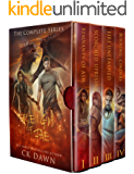 Reign of Fae: A Paranormal Dystopian Romance (The Complete Series)