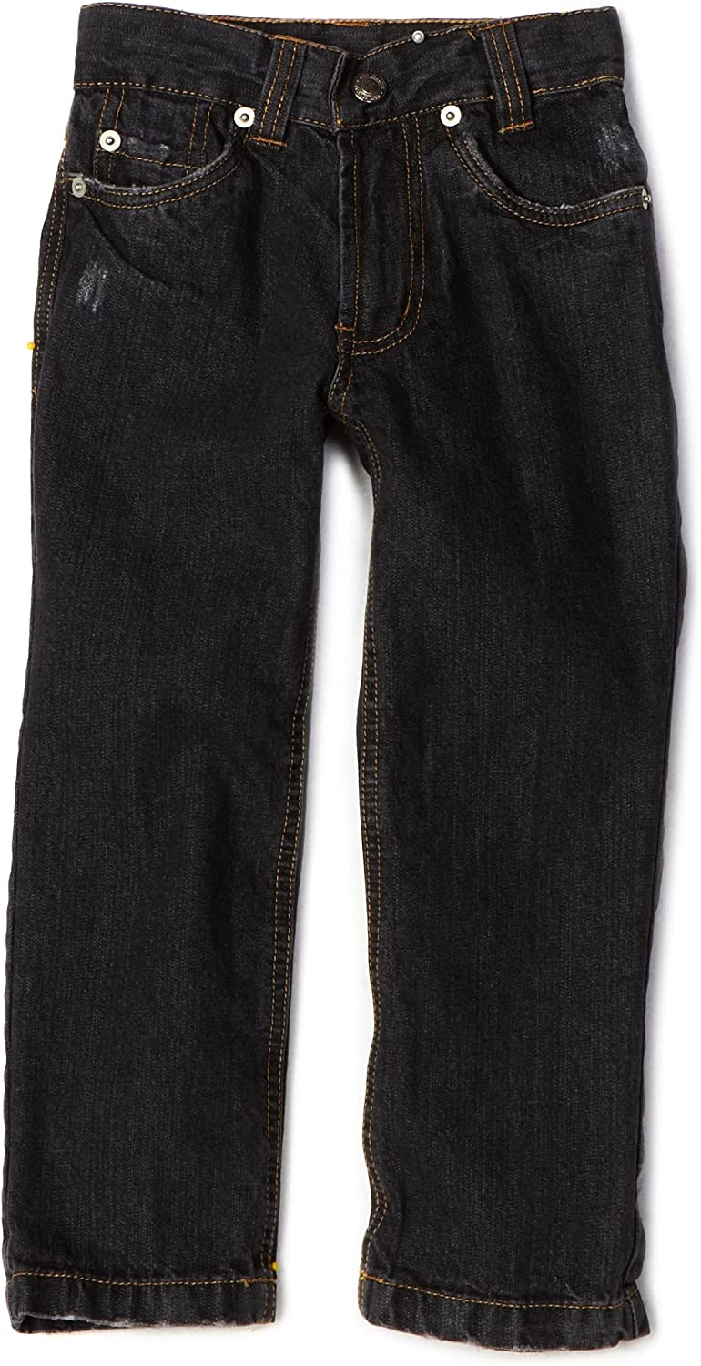 Wes and Willy Big Boys The Kimmel 5 Pocket Jean