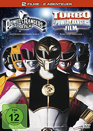 Power Rangers - Der Film / Turbo - Der Power Rangers Film [Alemania] [