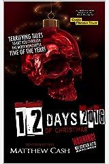 12 Days Of Christmas  2016 (12days Book 1) Kindle Edition