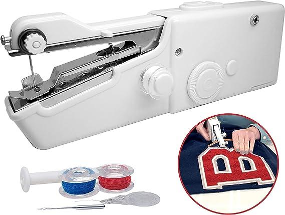 Máquina de coser de mano inalámbrica Magic Stitch, portátil ...