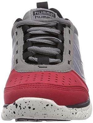 hummel HUMMEL CROSSLITE Q - Zapatillas de gimnasia, unisex, color grau (frost grey 2094), talla 36