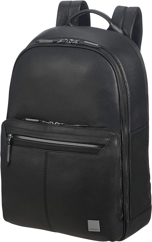 SAMSONITE Senzil - Laptop Mochila, 43 cm, 18 Liters, Negro (Black)